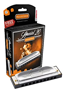 Hohner Special 20 Harmonica, Major C by HOHNER