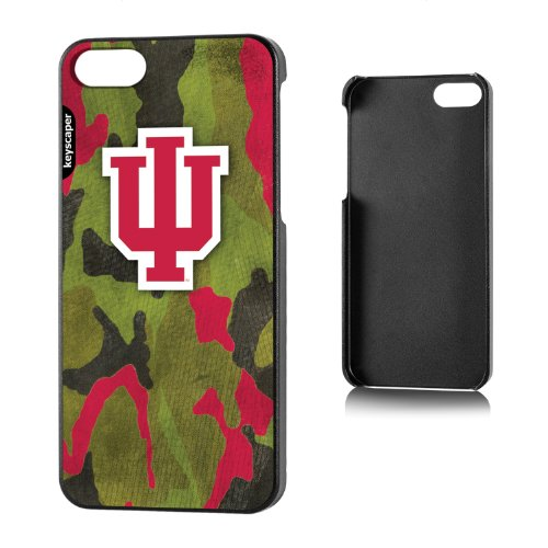 Indiana Hoosiers Iphone 5/5S Slim Case Camo Ncaa