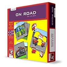 ToyKraft Super Set Of Six On Road