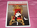 Architectural Digest November 2009 Neverland Ranch Collector's Edition Inside Michael Jackson's Private Kingdom