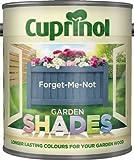 Cuprinol 1L Garden Shades - Forget - Me - Not