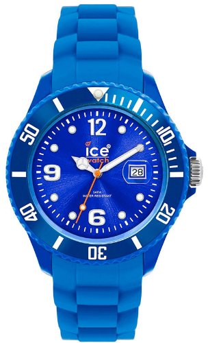 Ice-Watch Sili Forever Blue Unisex Silicone Watch SI.BE.U.S