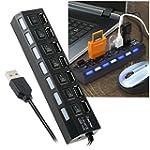 Generic 7-Port USB Hub with ON/OFF Sw...