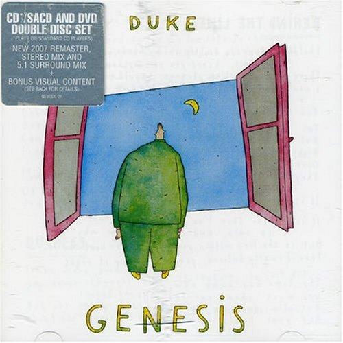 Genesis - Duke [Hybrid SACD + DVD] - Zortam Music