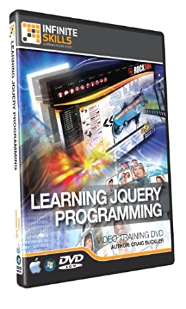 Learning JQuery - Training DVD