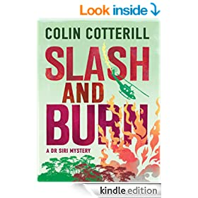 Slash and Burn: A Dr Siri Murder Mystery (Dr Siri Paiboun Mystery Book 8)