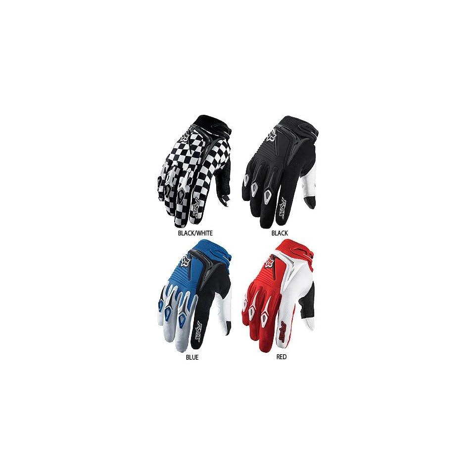 Fox Racing 360 Gloves   9/Black