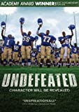 Undefeated [DVD] [2011] [Region 1] [US Import] [NTSC]