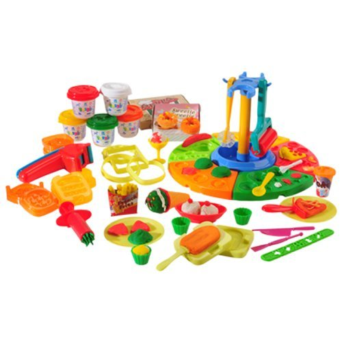 cp-toys-deluxe-modeling-dough-food-set-with-4-play-doh-brand-modeling-compound-55-pieces-by-construc