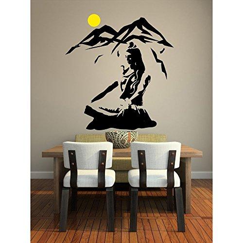 632fe3f64 Buy Asmi Collections PVC Wall Sticker Beautiful God Shiva on Kailash on  Amazon | PaisaWapas.com