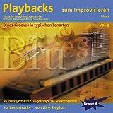 Playbacks zum Improvisieren Vol. 3 - Blues