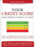 516qtv3QLuL. SL160  Your Credit Score, Your Money & Whats at Stake (Updated Edition): How to Improve the 3 Digit Number that Shapes Your Financial Future