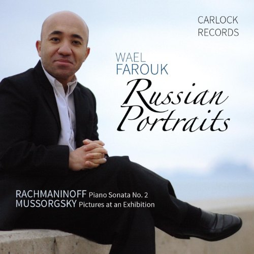 Russian Portraits back-917505