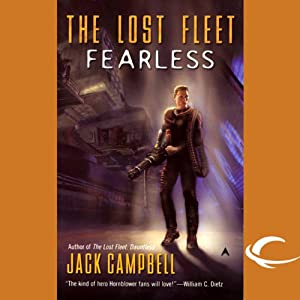 The Lost Fleet: Fearless Audiobook