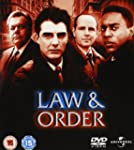 Law & Order - Season 2 [6 DVDs] [UK I...