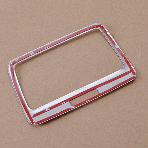 Eastar Qualitäts-Chrom-Auto-hintere Klimaanlage Outlet Zierabdeckung Sticker Trim