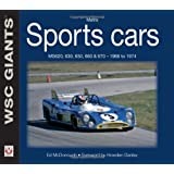 Matra Sports Cars: MS620, 630, 650, 660 and 670 - 1966 to 1974 (WSC Giants)by Ed McDonough