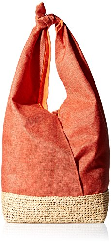 ale-by-alessandra-womens-ipanema-linen-and-raffia-tote-coral-one-size