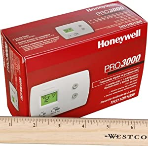 Honeywell TH3110D1008 Pro Non-Programmable Digital Thermostat from Honeywell