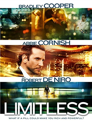 Limitless on Amazon Prime Instant Video UK