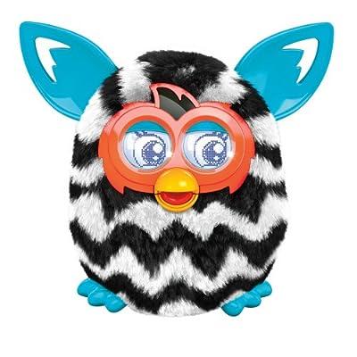 Furby Boom Figure (Zigzag Stripes) by Furby