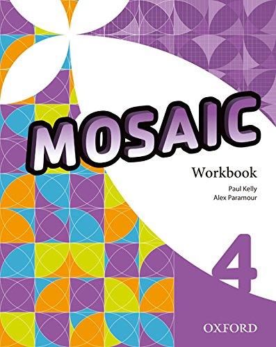 Mosaic 4. Workbook