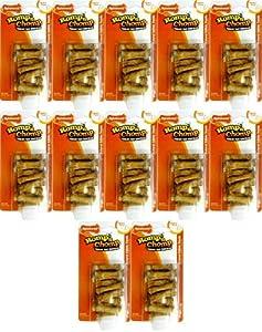 Nylabone Romp 'n Chomp Treat Refill Mini Soupers Chicken 108ct(12x9ct)
