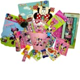 Minnie Mouse ~ Overstuffed! Filled Easter Basket by Disney