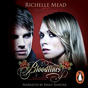 Bloodlines, Book 1 Audiobook