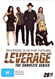 Leverage - Complete Series - 20-DVD Box Set [ NON-USA FORMAT, PAL, Reg.0 Import - Australia ]
