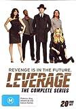 Leverage - Complete Series - 20-DVD Box Set [ NON-USA FORMAT, PAL, Reg 0 Import - Australia ]