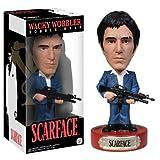 Tony Montana Bobble Head Figure: Scarface x Wacky Wobbler Series