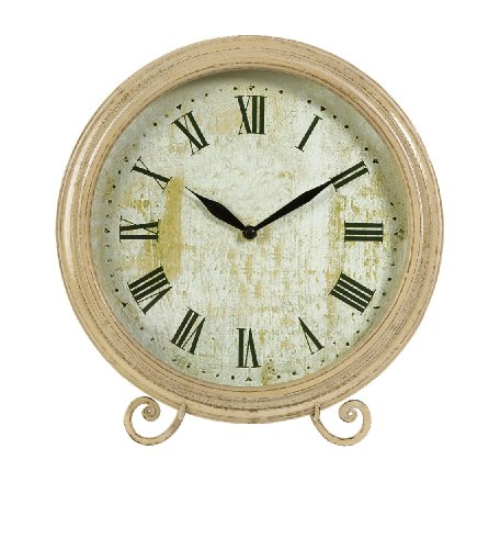 Imax 24201 Vignon Wood Clock, Large