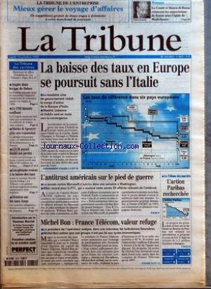 tribune-la-du-12-10-1998-la-tribune-de-lentreprise-mieux-gerer-le-voyage-daffaires-banque-la-comit-e