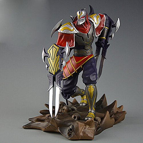 LOL League of Legends Action Figure Toy Collect Game Model - Zed