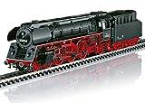 Märklin Steam Express Locomotive with a Tender - modelos de ferrocarriles y trenes (HO (1:87), Niño/niña, Negro, Rojo, Metal)