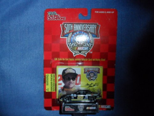 Mark Martin 1998 Racing Champions #60 Winn Dixie Ford Taurus 1/64 Diecast . . . Includes Stand and Collectors Card . . . 50th Anniversary of NASCAR