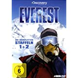 "Everest - Die kompletten Staffeln 1+2 (4 DVDs)von ""DISCOVERY CHANNEL"""