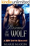 Rescued by the Wolf (A BBW Shifter Romance) (The McCall Brothers' Trilogy Book 2) (English Edition)