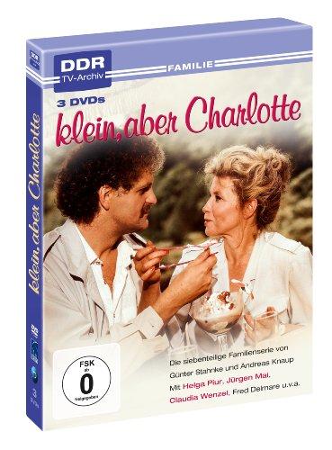 Klein, aber Charlotte - DDR TV-Archiv ( 3 DVDs )