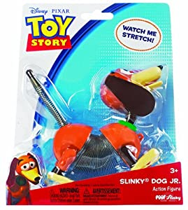 POOF-Slinky - Disney Pixar Toy Story Slinky Dog Jr., 228BL