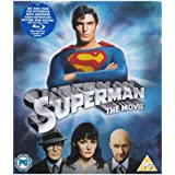 Superman: The Movie [Blu-ray] [1978] [Region Free] [NTSC]by Christopher Reeve