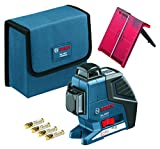 Bosch Professional Linienlaser GLL 3-80 P mit Schutztasche