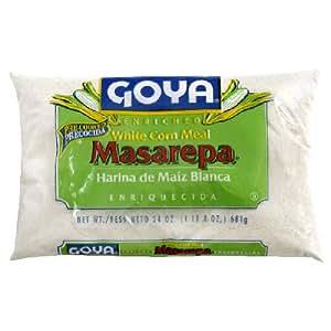 Amazon.com : Goya Masarepa White Flour, 24 Oz, Pack Of 12
