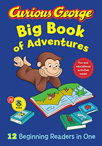Curious George Big Book of Adventures