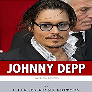 American Legends: The Life of Johnny Depp Audiobook