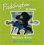 Paddington - At Home: Jigsaw Book