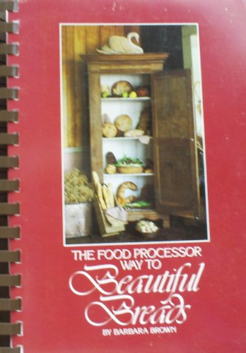 Brown Food Processor front-639158