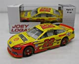 Joey Logano 2013 Shell 1:64 Nascar Diecast Action Gold Series