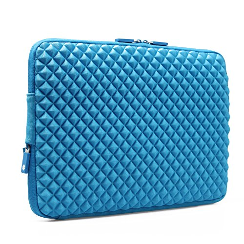 SunSmart Anti-shock Universal 15.4 inch Laptop sleeve bag case pouch for all 15.4-inch Notebook/Macbook Pro 15.4'' / Macbook Air 15.4'' (blue)